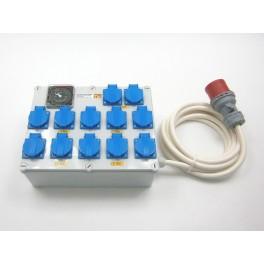 Rozvodná skříň KL05 12+2 (400V)
