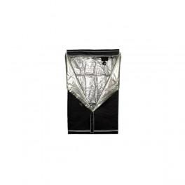 Homebox 142x142x200 silver