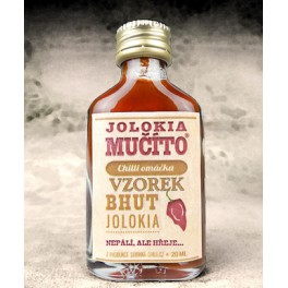 Chilli omáčka Jolokia Mučíto 20ml
