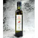 Olivový olej s chilli Bhut Jolokia a bylinkami