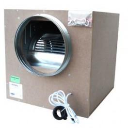 Airfan ISO-Box 4250 m3/h- odhlučněný ventilátor včetně přírub a háků k upevnění
